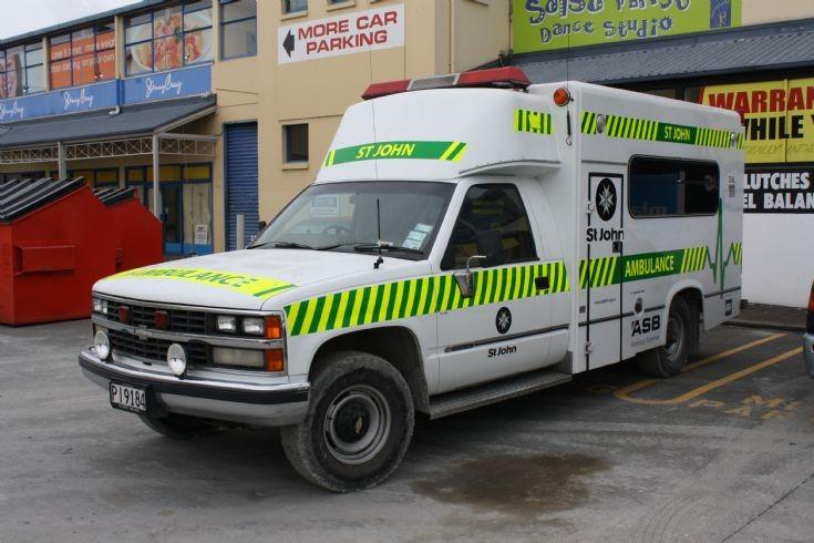 New Zealand Chevrolet PI9184