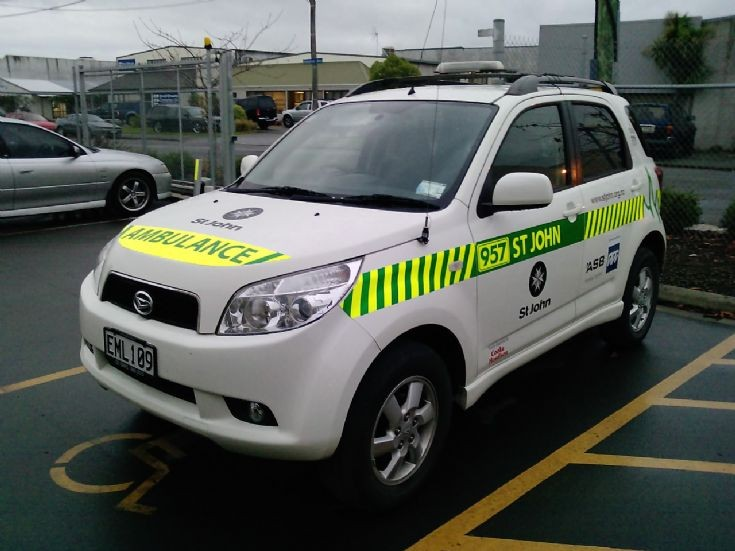 New Zealand Daihatsu EML109