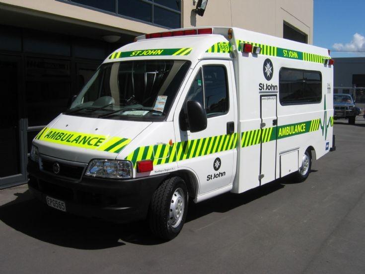 New Zealand FIAT EPG565