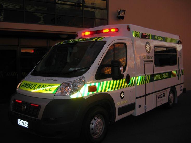 New Zealand FIAT ETP456