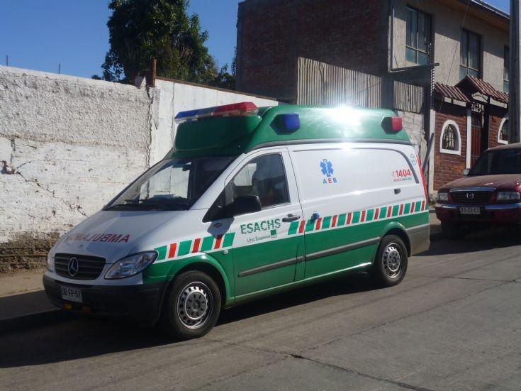 Asociacion Chilena de Seguridad