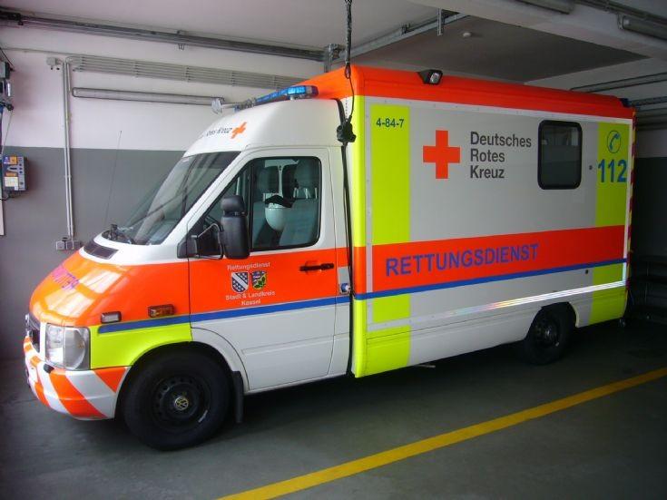 DRK Ambulance 4847