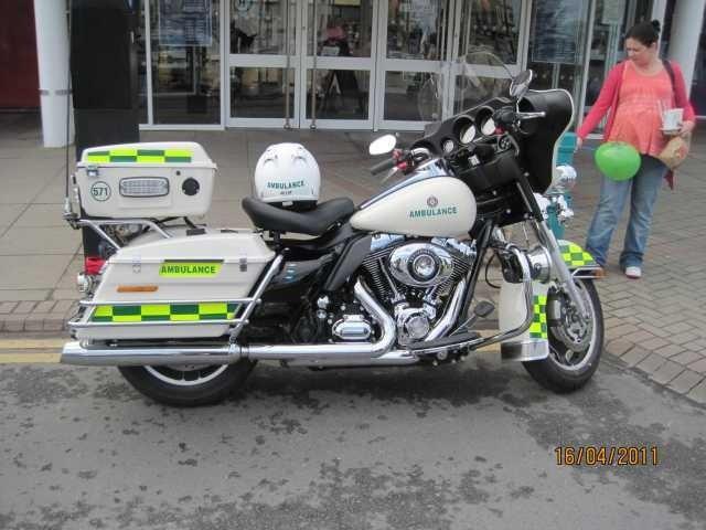 Harley Davidson Police Special