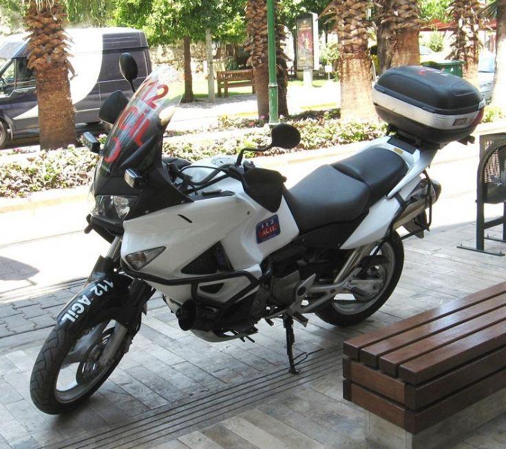 Honda Varadero 2