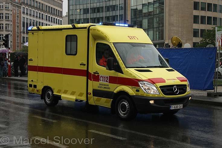 Mercedes Sprinter Oost-Limburg