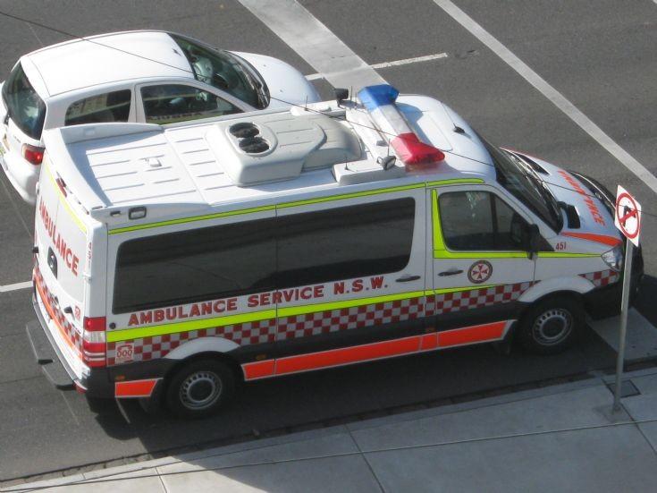 New South Wales Ambulance 451.