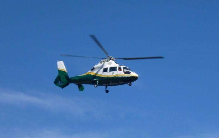 Great North Air Ambulance G-NHAC