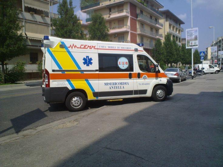 Ambulance Florence (Italy) 2012