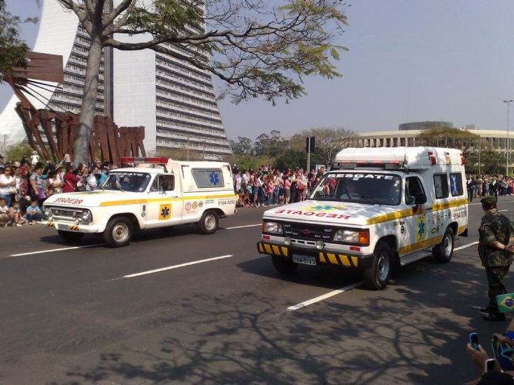 Volunteer Rescue Ambulances