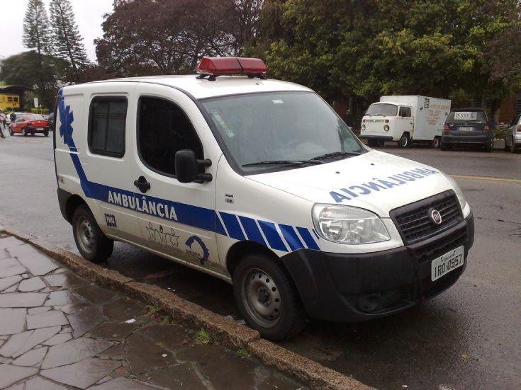 Fiat Doblo Ambulance