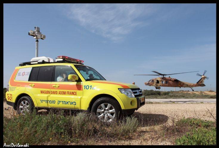 Paramedic Supervisor 4x4 Exterior View