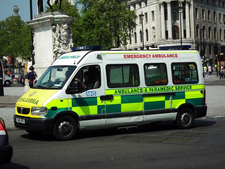 NHS Ambulance & Paramedic Service