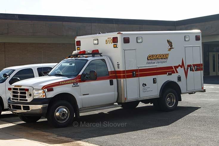 Guardian Medical Transport