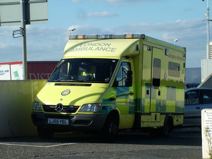 LAS ambulance 7230