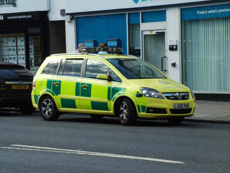 NHS RRV in Welling