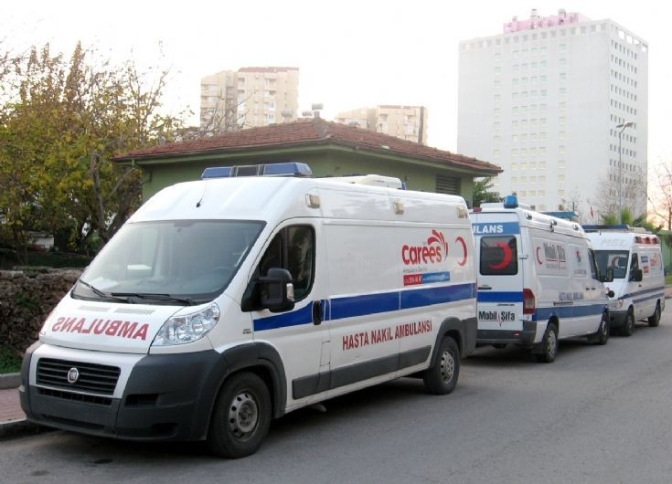 Various Private Ambulances