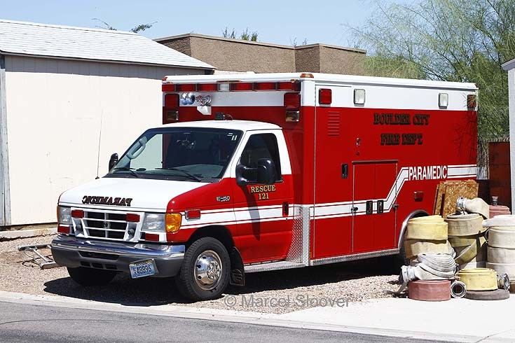 Rescue 121 Boulder City NV