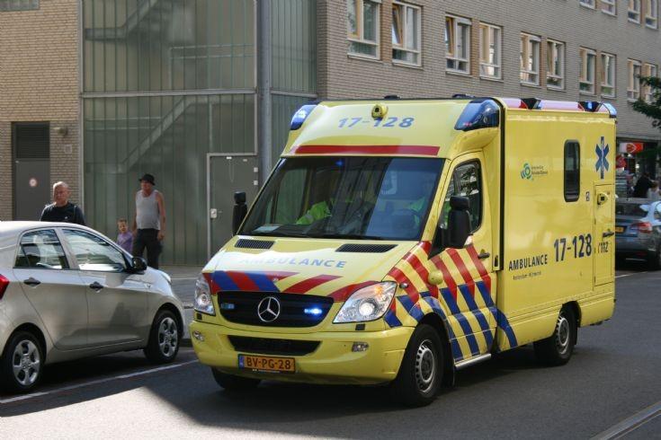 Rotterdam-Rijnmond Ambulance