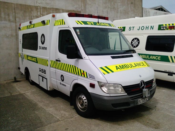 New Zealand Mercedes