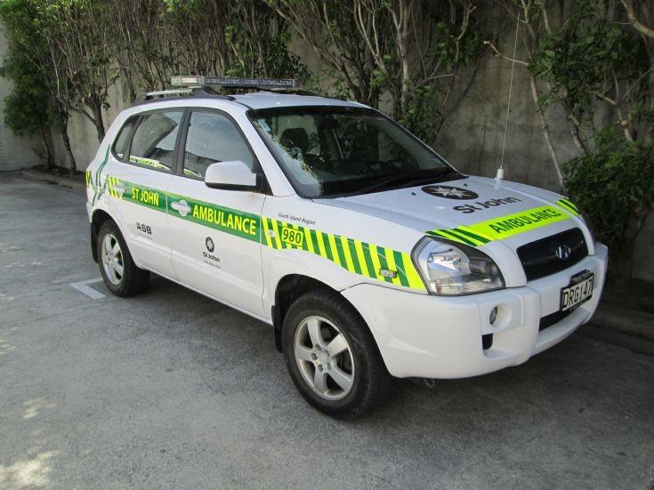 New Zealand Hyundai DRG147