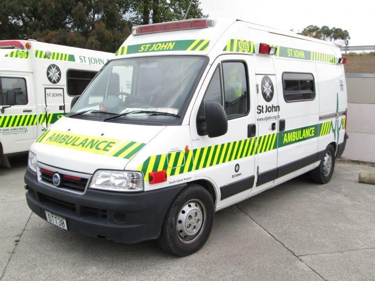 New Zealand FIAT DTT30