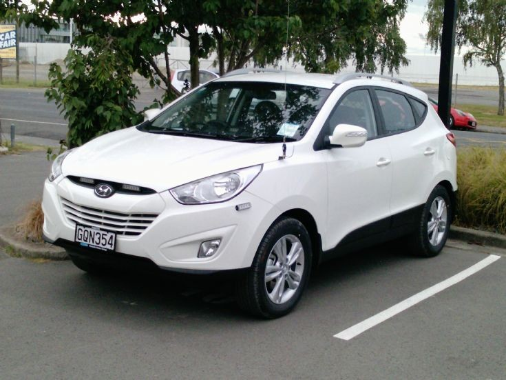 New Zealand Hyundai GQN354