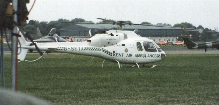 1st Kent Air Ambulance