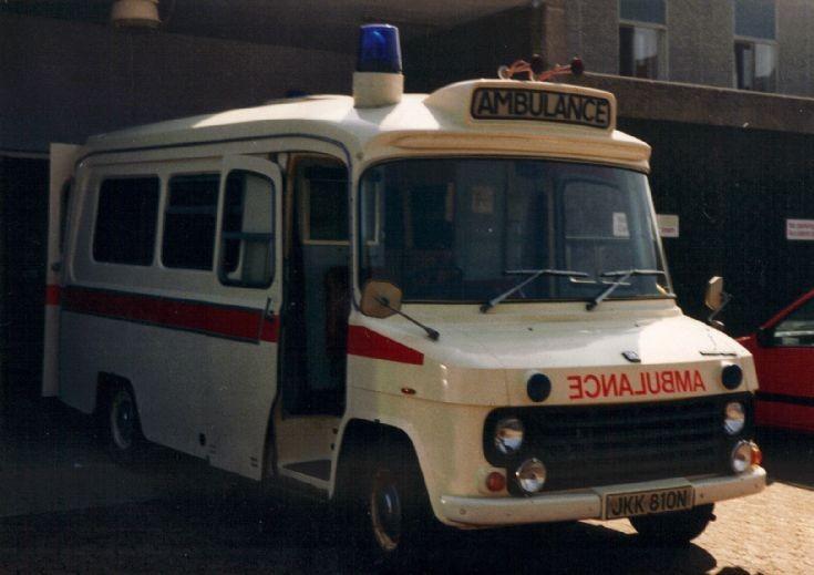 MOD Ambulance