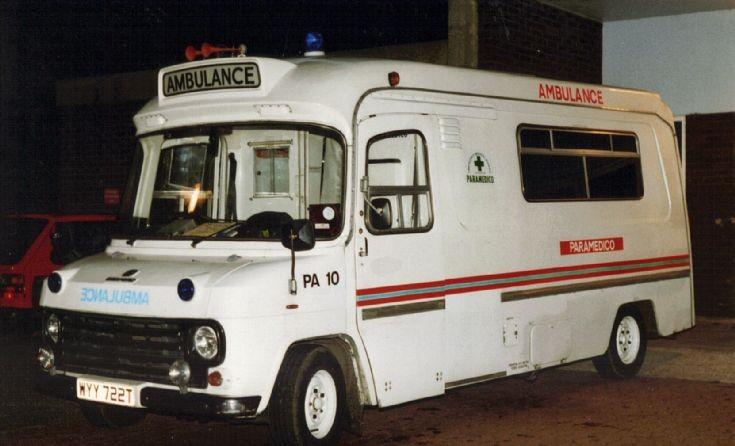 Paramedico Ambulance