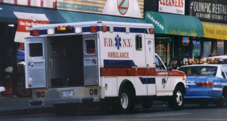 FDNY Ambulance 279