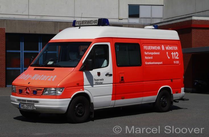Feuerwehr Munster Baby Notartz Mercedes