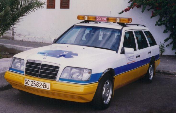 Gran Canaria Doctors Car