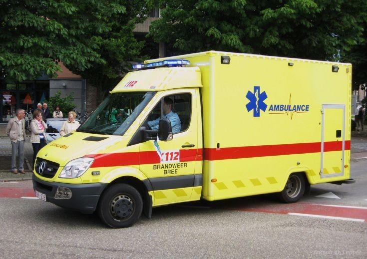 Fire Department / Brandweer Bree ( B )