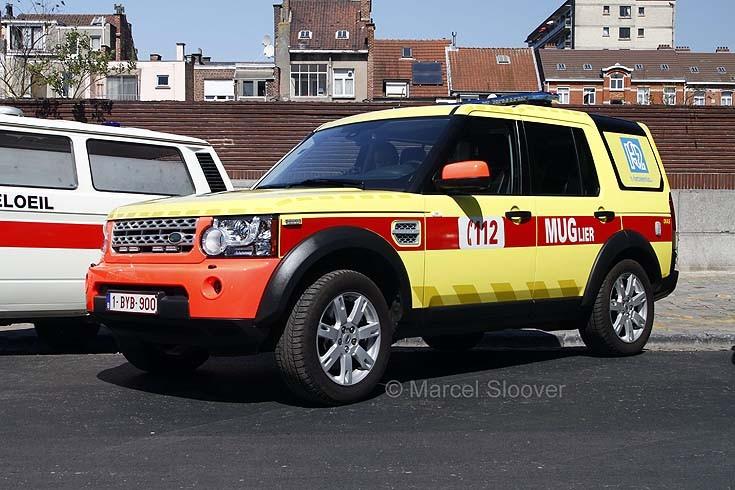 MUG Lier Land Rover Discovery
