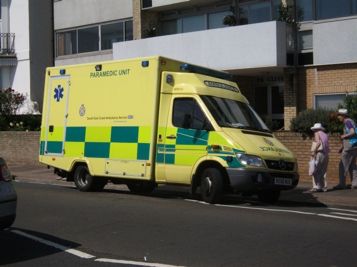 Ambulance Photos Secas Mercedes Rx56mub
