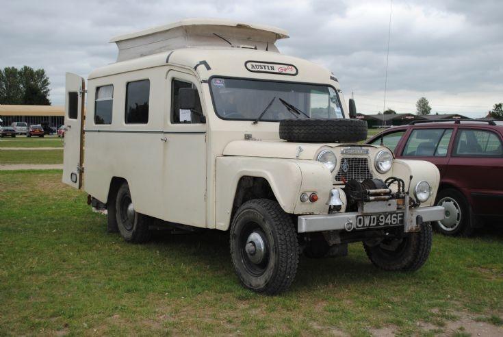 1967 Austin Gypsy Ambulance