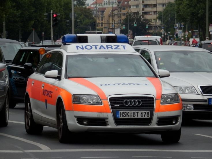 Audi EMS - Berlin Germany