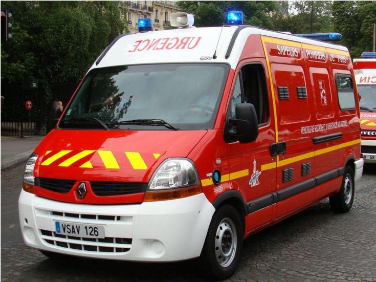 Renault Ambulance Paris FB