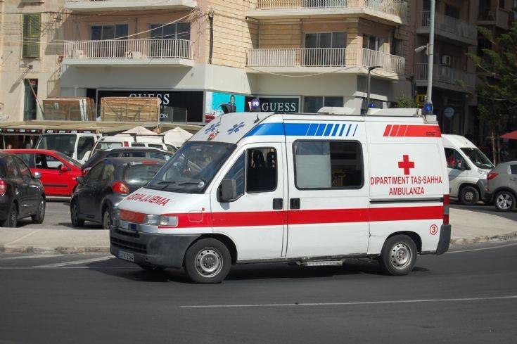 Ambulance services malta