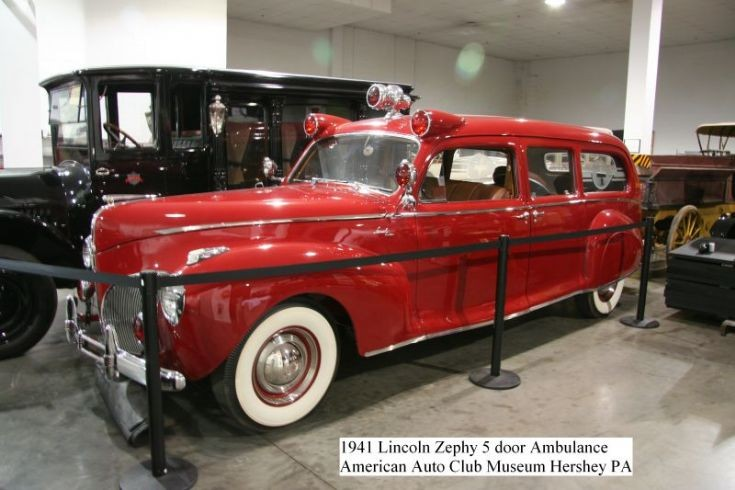 41 Lincoln Zephyr Ambo