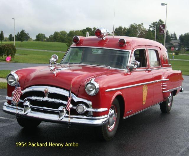 1954 Packard Henny Ambo