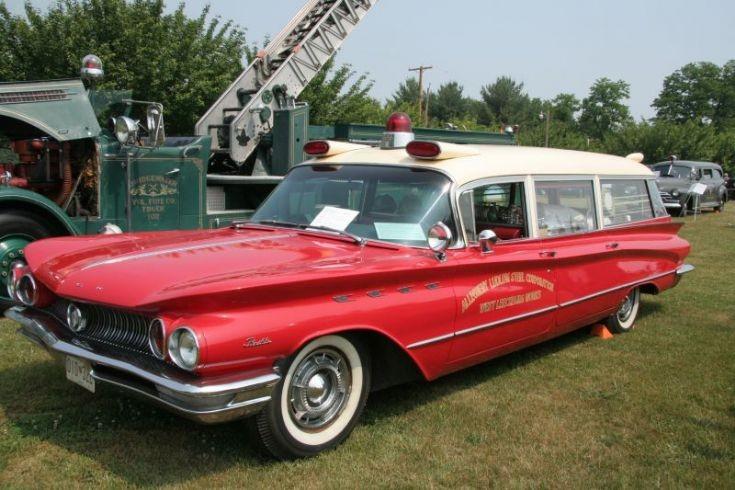 1960 Buick Flexible ambo