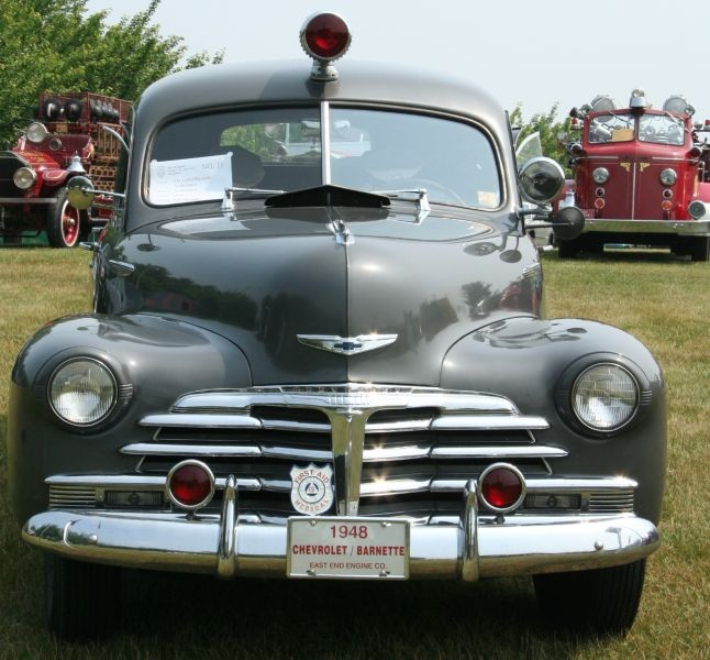 1948 Chevy Barnette Ambo