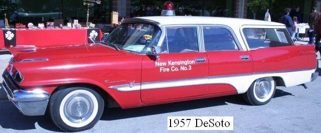 1957 DeSoto Ambo