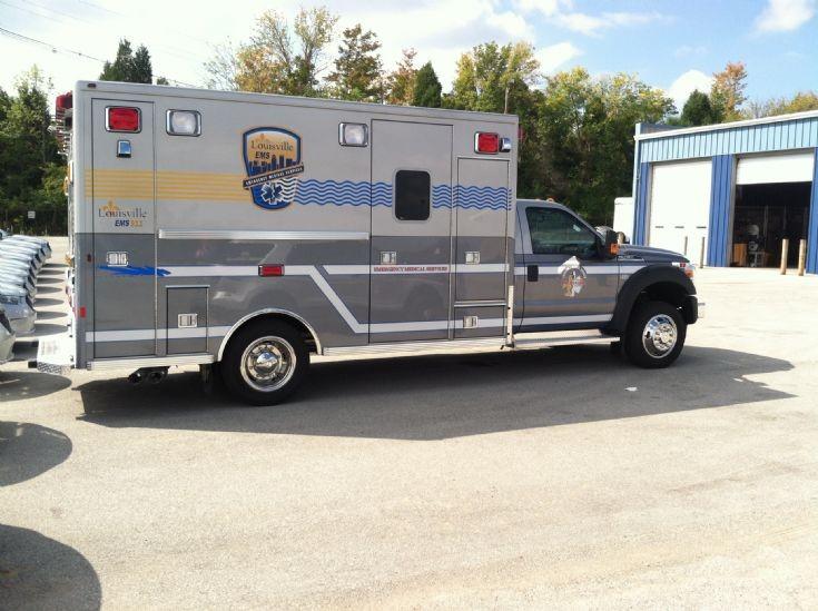 Louisville EMS