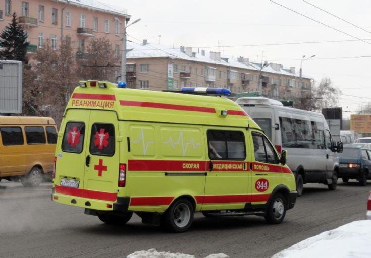 GAZ-32214 Gazelle