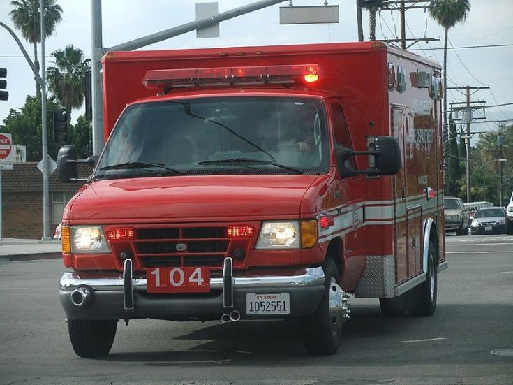 Ford E-Series - LAFD