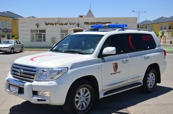 Iraq  Ambulance