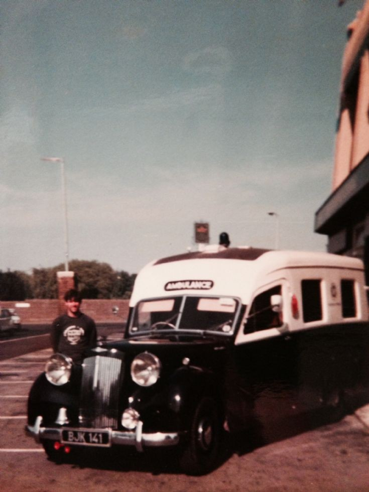 Austin Sheerline Ambulance