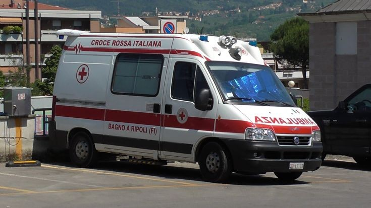 Ambulance Bagno a Ripoli (Florence), Italy